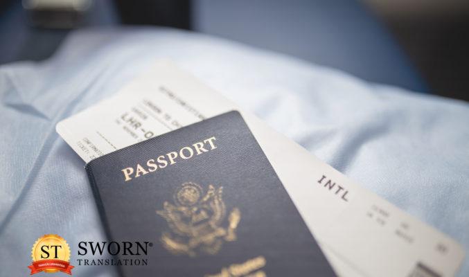 documentos para visto americano 2020